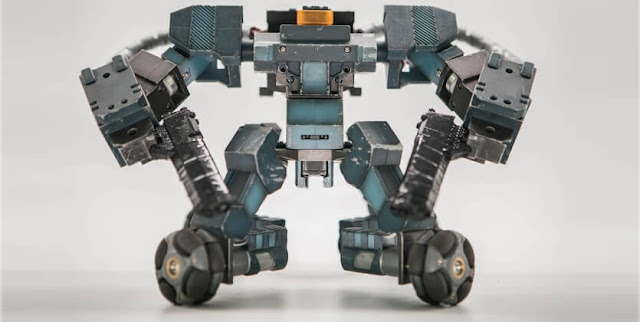 Ganker: Fighting Robot for the Whole Crew