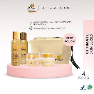 Helwa Beautycare Paket Ultimate Whitening