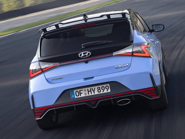 Hyundai i20 N chega para enfrentar o Polo GTI e Fiesta ST