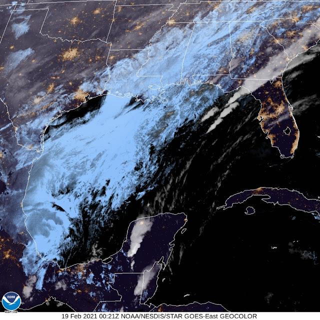 Frente frío 36 llega con tormentas fuertes en el noreste y sur de Yucatán