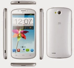 ZTE N919D P865G04 CDMA / GSM Dual SIM 5 Inch Quad Core Smartphone 8MP Camera for Rs.6299 Only @ ebay