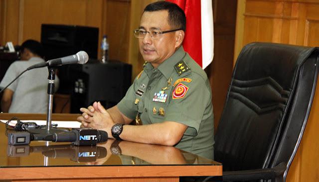 Mulai Serius, TNI Kini Buru Jendral Bintang Dua Beking Freddy Budiman