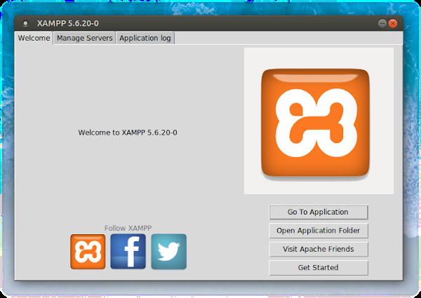 XAMPP Manager