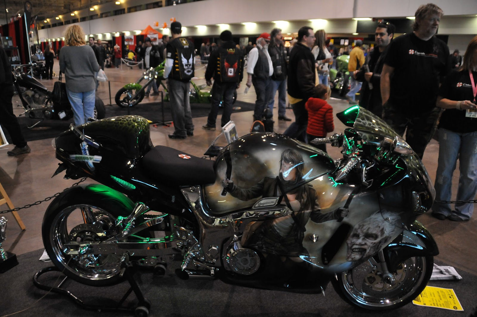 Toronto grand prix tourist a toronto blog motorcycle for Pool show toronto 2018