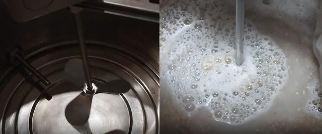 Palas automáticas de Macerado y Whirlpool
