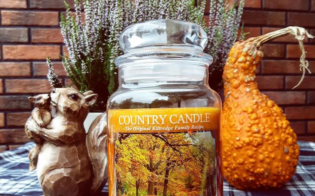 Country Candle - Golden Autumn - Czytaj więcej »