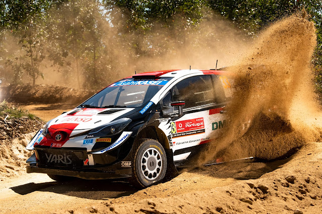 Rally Portugal Pictures