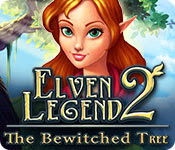 เกมส์ Elven Legend 2 - The Bewitched Tree
