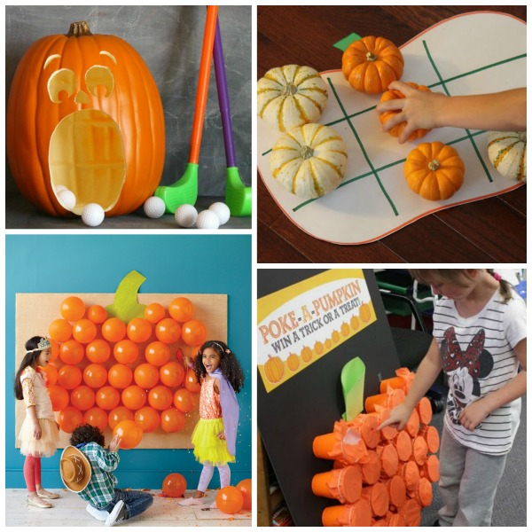 TONS OF PUMPKIN ACTIVITIES INCLUDING CRAFTS, GAMES, EXPERIMENTS, & MORE!