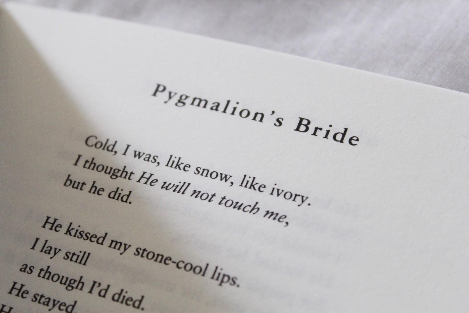 pygmalions bride Sharemylessoncom.