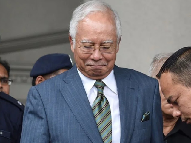 Mantan PM Malaysia,Najib Razak Hadapi 21 Tuduhan Pencucian Uang