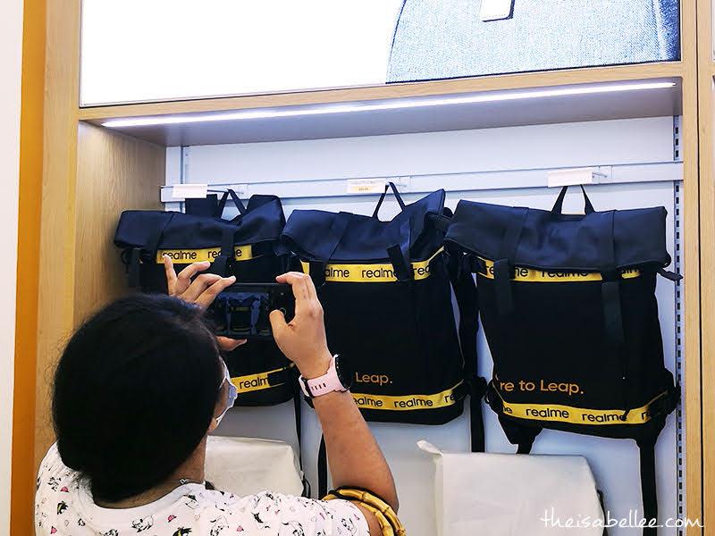 realme Malaysia bags