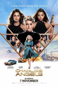 Charlie's Angels 2019 Movie Download Hindi + Eng + Telugu + Tamil 720p