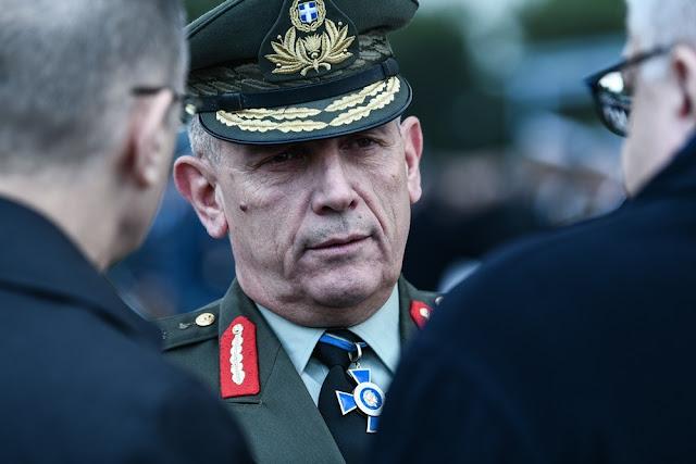 Προειδοποίηση με νόημα από αρχηγό ΓΕΕΘΑ στην Τουρκία
