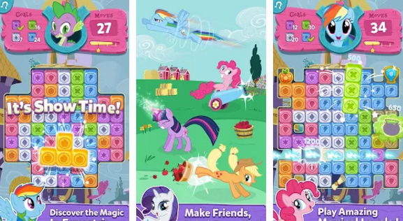 My Little Pony: Puzzle Party MOD APK-My Little Pony: Puzzle Party