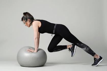Air Tumble Mat, Piranti Olahraga di Rumah Saja
