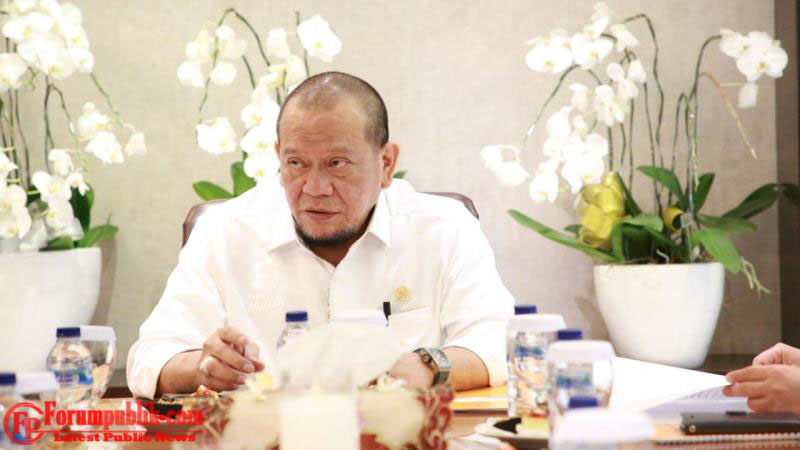 Ketua DPD RI La Nyalla: Jabatan Kapolri Domain Presiden, Terlalu Dini Bicara Pengganti