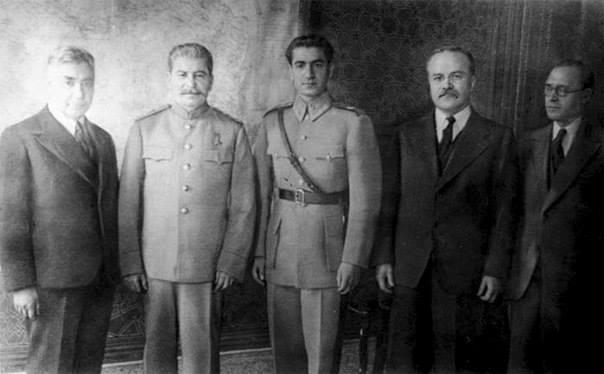 Iran-Soviet Relations