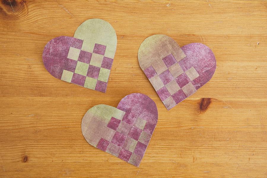 Hygge Paper Hearts