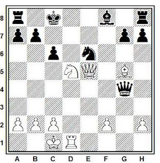 Problema ejercicio de ajedrez número 804: Manca - Braga (Reggio-Emilia, 1993)