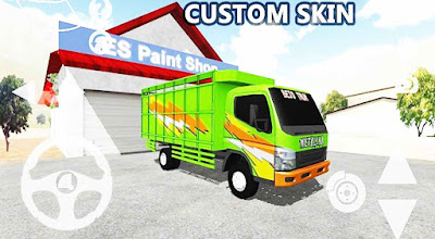 ES Truck Simulator ID Custom skin