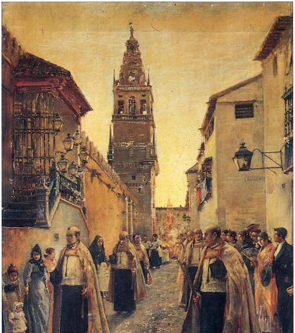 Cuando la procesión del Corpus Christi era la fiesta grande de Córdoba
