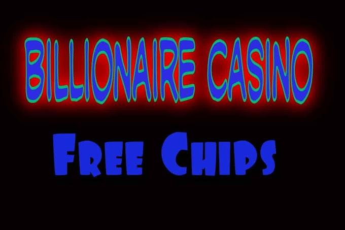 Jetons gratuits de Billionaire Casino - Collectez des bonus quotidiens et des cadeaux