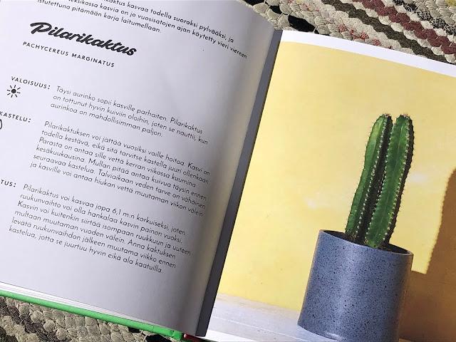 Kaktukset ja muut mehikasvit -kirja