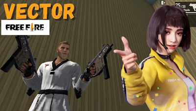 Free Fire Vector