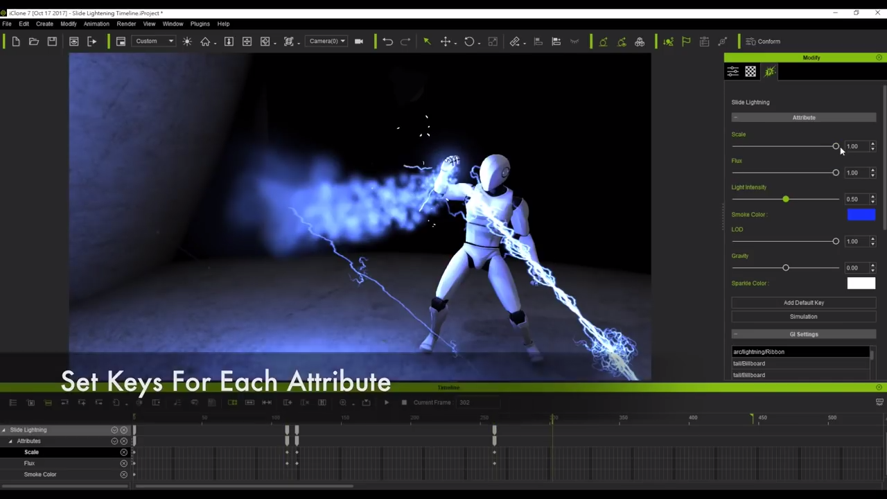 iClone PopcornFX Particle Effects - Plugins Reviews and