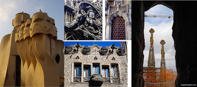 Atrações de Barcelona