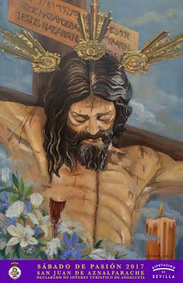 Semana Santa de San Juan de Aznalfarache 2017 - Hermandad de San Juan Bautista - Rocío Márquez Bilbao