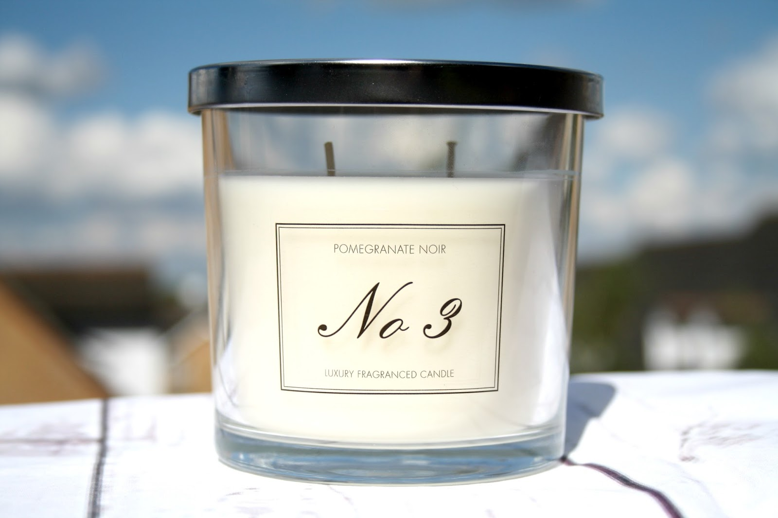 ... far more expensive which have less of a scent. For me, I think it is  the weakest of three candles. My favourite of all the candles is No.3 which  is ...