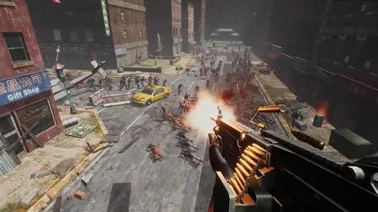 DEAD TARGET Zombie Offline Screenshot