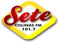 Rádio Sete Colinas FM 101,7 de Uberaba MG