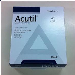 Acutil - suplemento alimentar para memoria