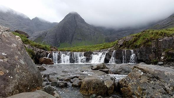Fairy Pools on the Isle of Skye - Scotland