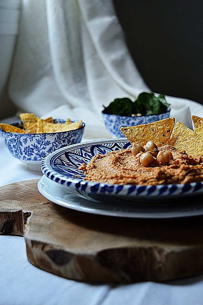 Hummus - TuvesyyoHago