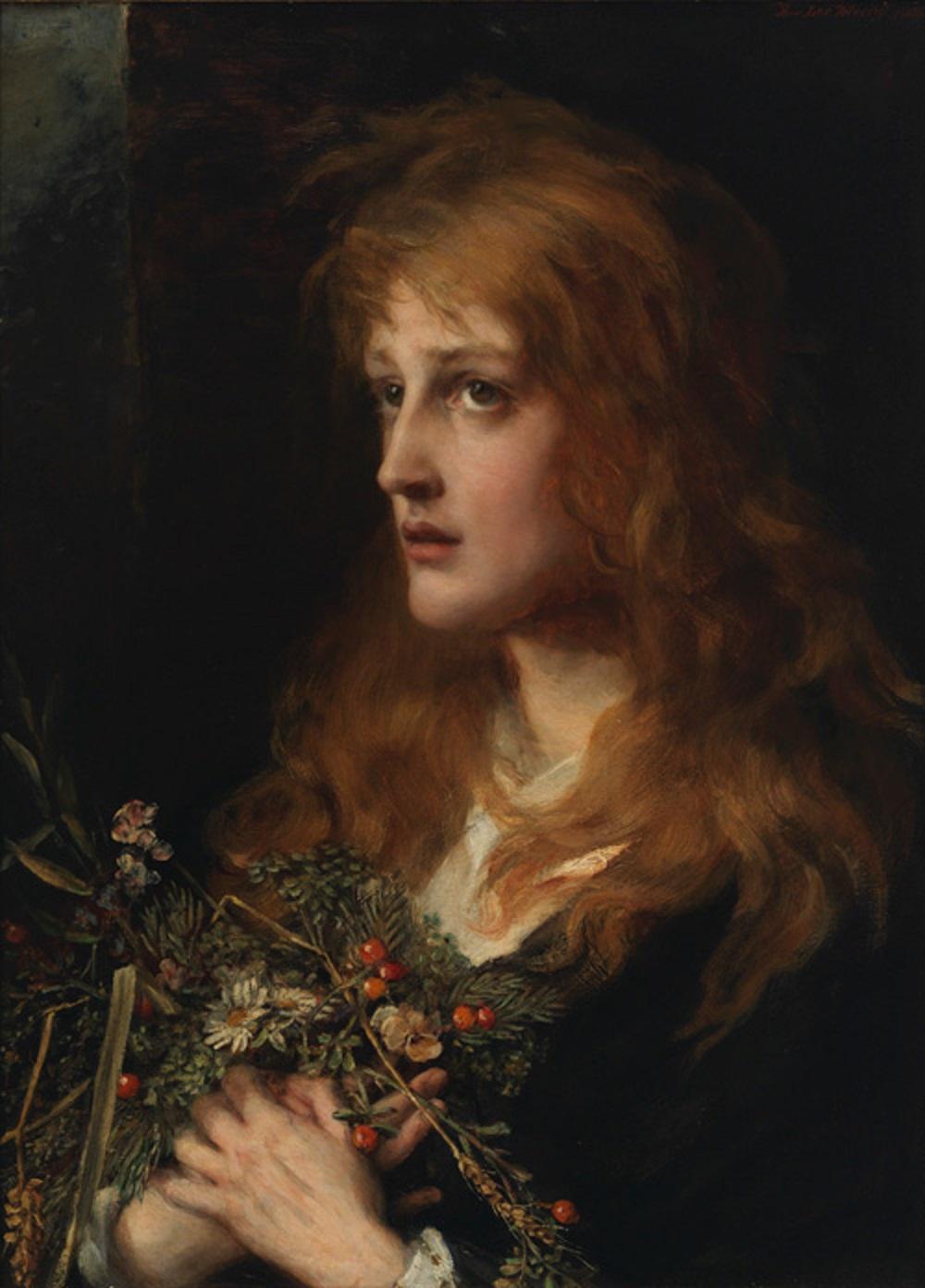 Ophelia by Zula Kenyon
