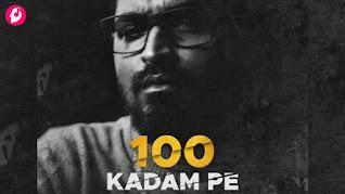 100 Kadam Pe Lyrics - Emiway Bantai