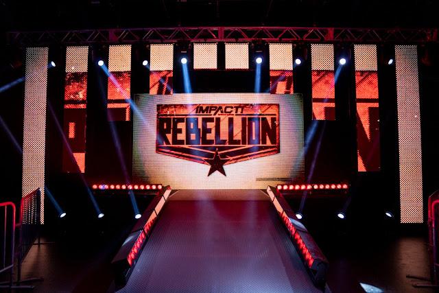 Ex-anunciante de ringue da WCW faz o seu regresso ao IMPACT Wrestling no Rebellion
