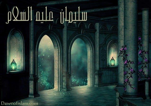 معجزات سليمان عليه السلام-www.dawnofislam.com