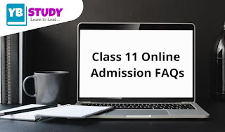 Class 11 Online Admission FAQs