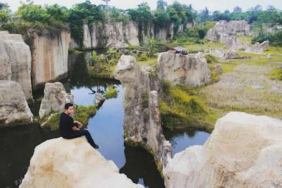 Lokasi Tebing Koja Kandang Godzilla Tangerang