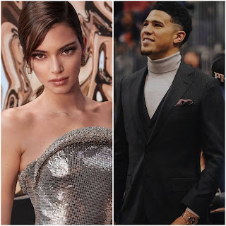 Kendall Jenner and Devin Booker's serious PDA on a romantic beach date
