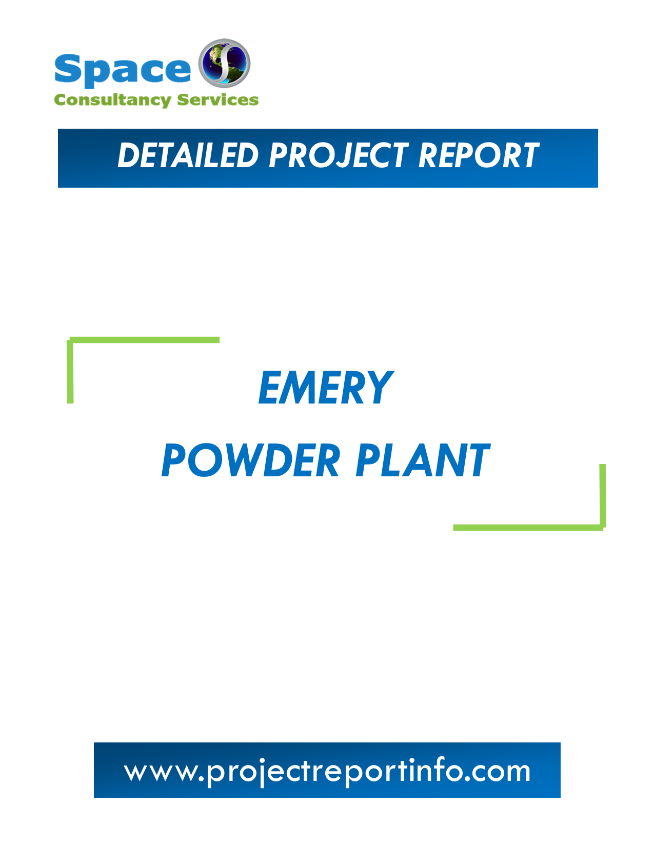 Project Report on Emery Powder Plant