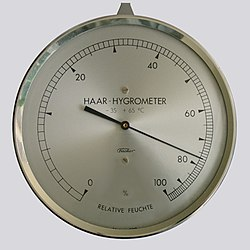 Higrometar