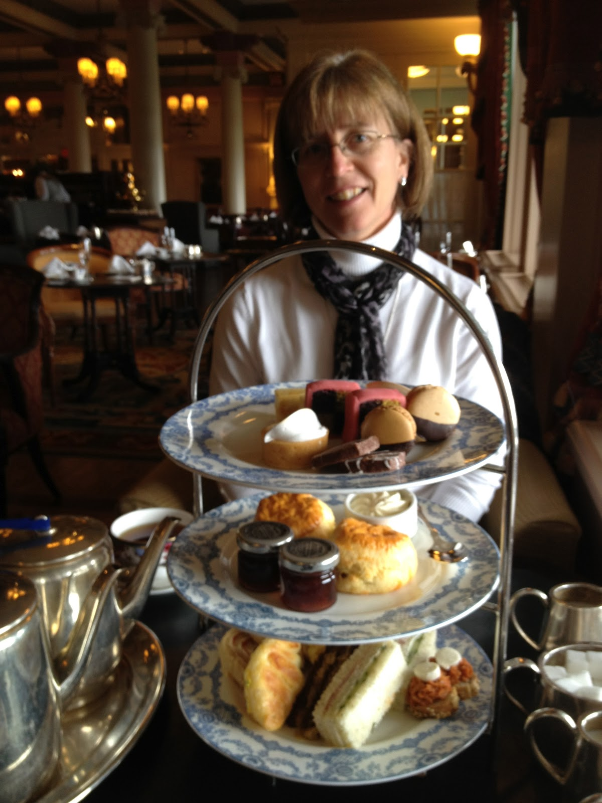 Tahoe Mom High Tea At The Empress Hotel In Victoria