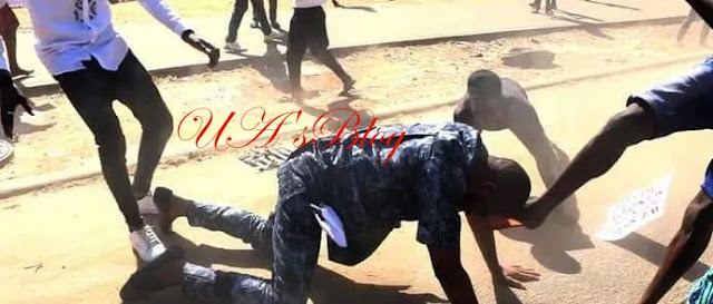 JUST IN!!! Deji Adeyanju Regrets Blasting Nnamdi Kanu After He Was Mercilessly Beaten – Fani-Kayode