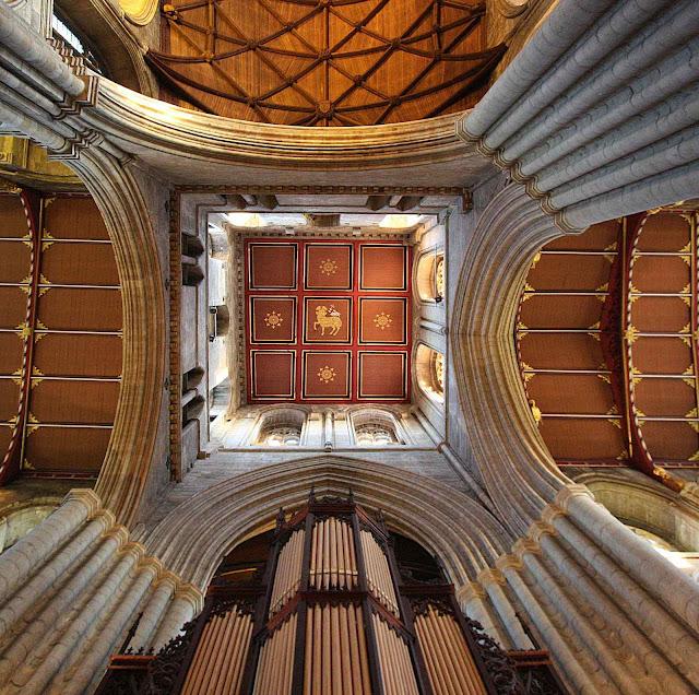 Catedral de Ripon, Grã-Bretanha.